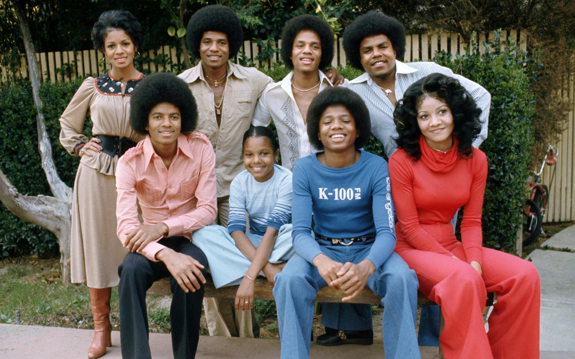 michael jackson album » The Jackson Family